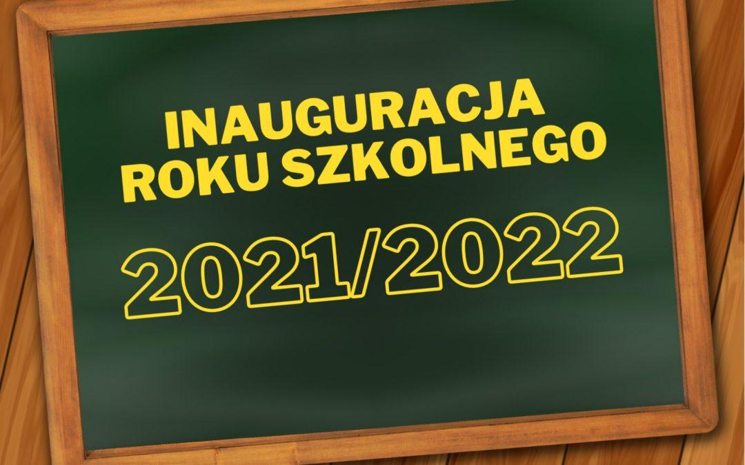 Uroczyste rozpoczęcie Roku Szkolnego 2021/2022 odbędzie się 1 września o godz. 16.00